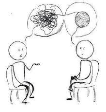 En parlant avec vous…